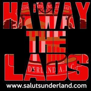 Salut! Sunderland's 10th birthday present: from us to you