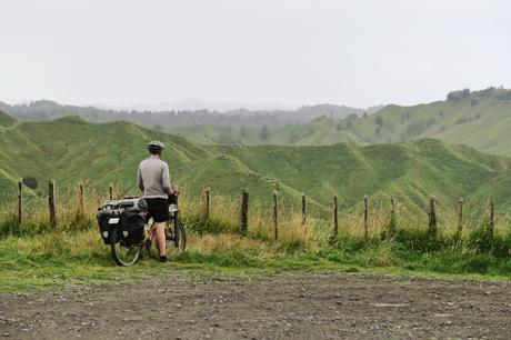 Green Furry Hills and the Forgotten Highway: NZ Honeymoon