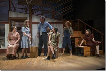 Review: The Tall Girls (Shattered Globe Theatre)