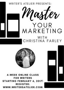 Event: Master Your Marketing w/ Christina Farley