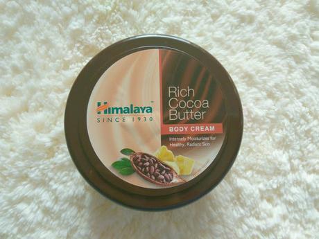 Himalaya Herbals Rich Cocoa Butter Body Cream