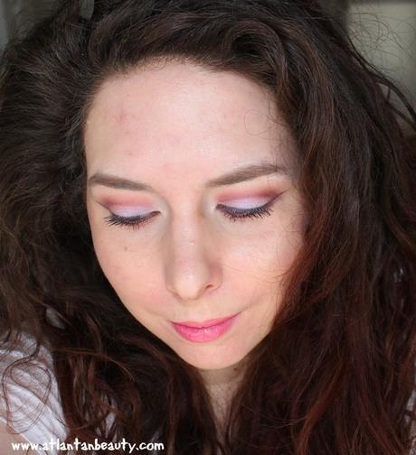 Makeup of the Day: Glowing Valentine's Day Inspired Look