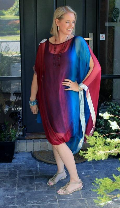 My Summer Style - Caftan by Alfia Galimova