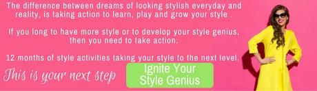 Ignite your style genius - 12 month style program from Inside Out Style