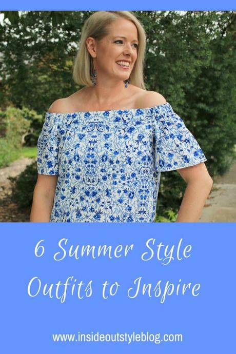 6 Summer style outfits to inspire you to try something new