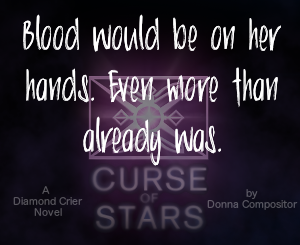 Curse of Stars by Donna Compositor @XpressoReads @dcompbooks
