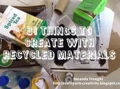 Journal Things Create with Recycled Materials