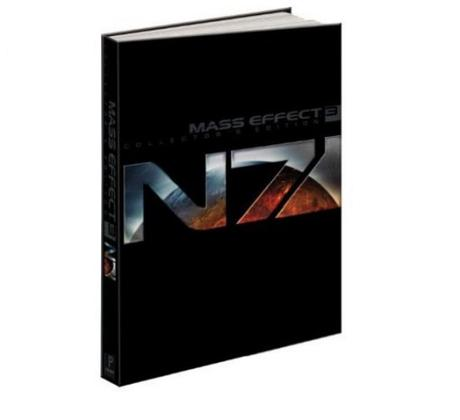 Mass Effect Official Game Guide