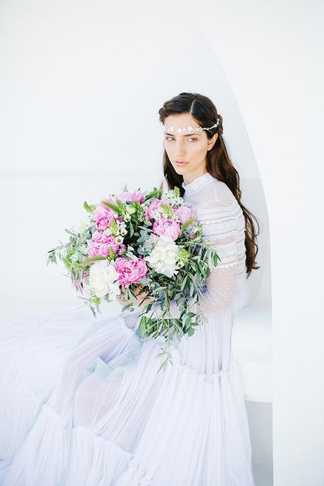Beautiful styled shoot in Panarea island Italy