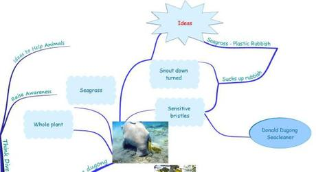 Biomimicry for Young Children – Inspired by Endangered Dugongs – Donald Dugong Seacleaner