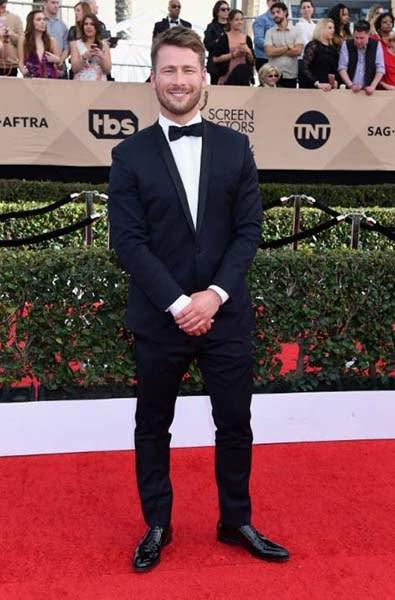 The Best Dressed Men from the 2017 SAG Awards