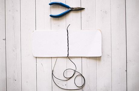 DIY Leather Notebook