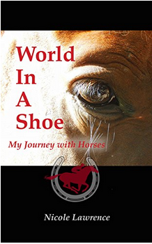 Spiritual Lessons from the World of Horses – WORLD IN A SHOE #BookReview and #Author Interview