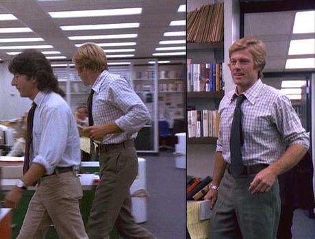 All the President's Men: Woodward's Beige Cotton Sportcoat