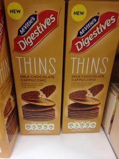 Spotted In Shops! Oreo Egg N' Spoon, Oreo Thins, Twix Cookies, Tic Tac Breeze & More...