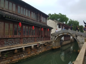 Suzhou stone bridge