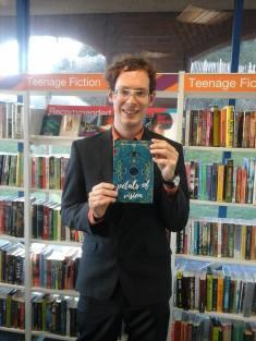 NEWS: Theologian Christopher Villiers at Barnstaple Library