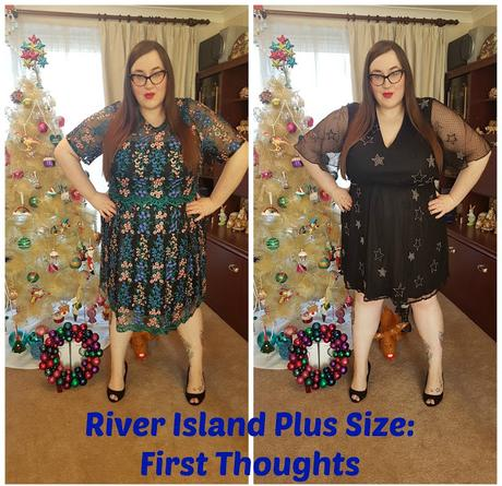 River Island Plus Size: First Thoughts