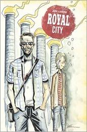 Royal City #1 Cover