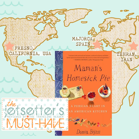 Review: Maman's Homesick Pie: A Persian Heart in an American Kitchen