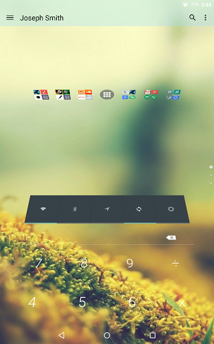 Lucid Launcher Pro - screenshot