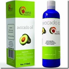 avocado oil maple holistics