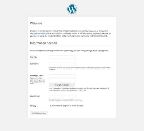 How to manually install WordPress – a beginner's guide