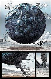 Planetoid Praxis #1 Preview 2