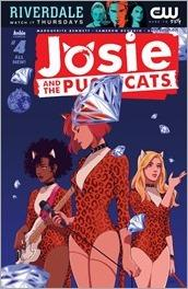 Josie and the Pussycats #4 Cover - Mok