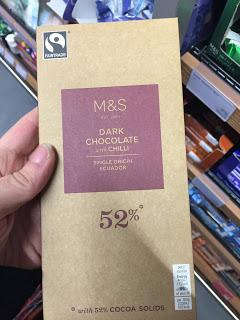 Marks & Spencer's Vegan List - Part 2