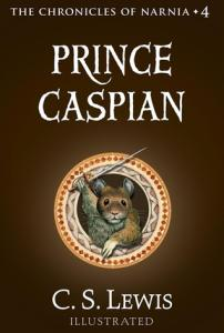 Beth And Chrissi Do Kid-Lit 2017 – JANUARY READ – Prince Caspian by C.S. Lewis