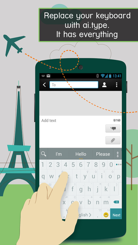 Ai.type Keyboard Plus + Emoji v8.5.6 APK - Paperblog
