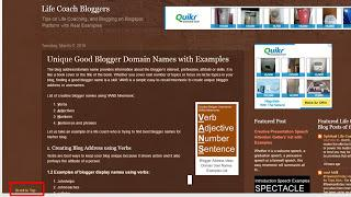 Customize Blogspot Blog Post Homepage Tips and Tricks