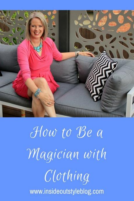 How to Be a Magician with Clothing