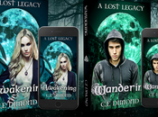Lost Legacies (Cover Reveal)