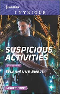 Suspicious Activities by Tyler-Anne Snell- Feature and Review