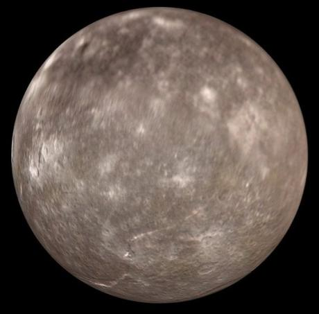 Titania, Moon of Uranus