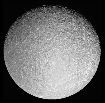 Rhea, Moon of Saturn