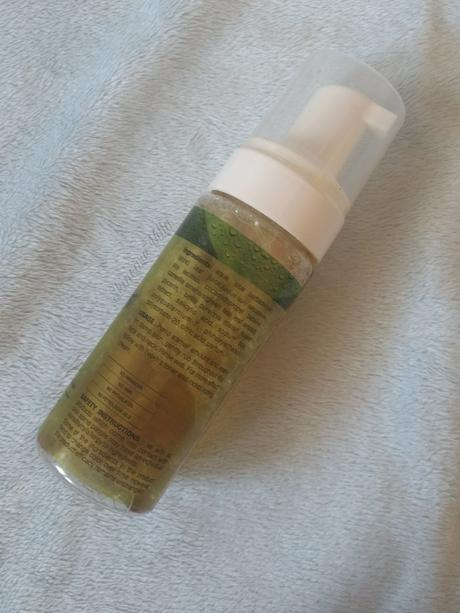Tvakh Soy and Green Tea Hydrating Cleansing Foam Review