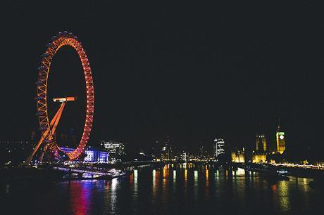 Traveling Europe // London Landmarks