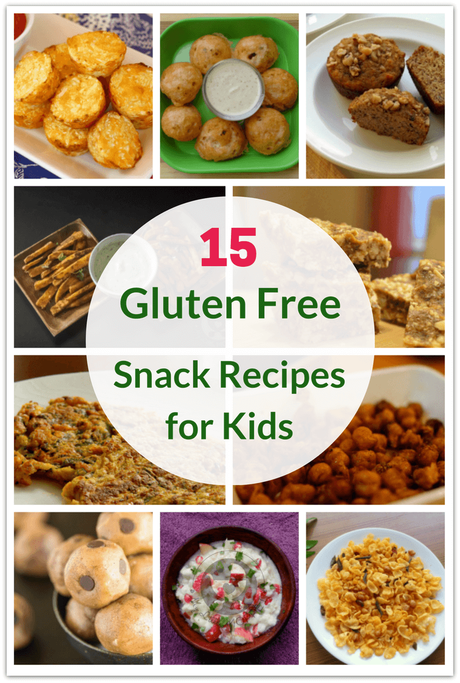 Gluten sensitivity in kids can be challenging. Here are 60 healthy gluten free recipes for kids, from breakfast to snacks to dinner to dessert!
