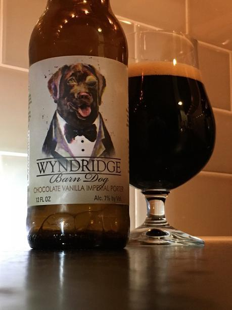 Beer Review – Wyndridge Chocolate Vanilla Imperial Porter