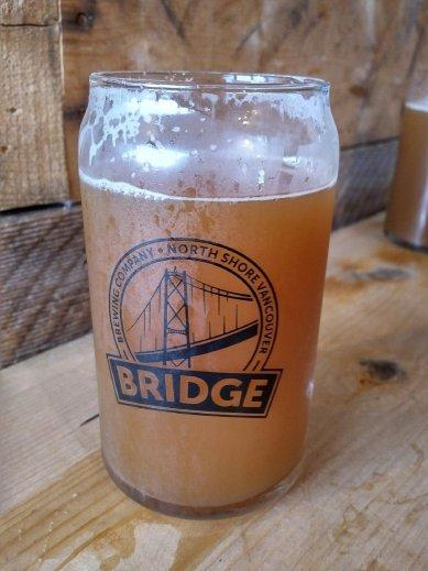 The Fuzz Milkshake IPA – Bridge Brewing Company