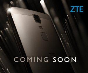Latest Smartphone Launch on 3rd of Feb by ZTE