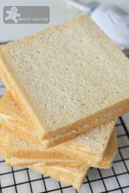 Japanese Shokupan Condensed Milk Sandwich Bread - Recipe ...