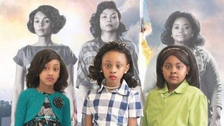 Girls Dress Up As Hidden Figures Cast For Black History Month
