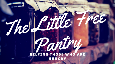 The Little Free Pantry Project