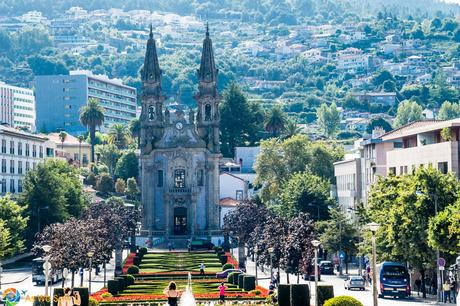 One Day in Guimaraes Portugal