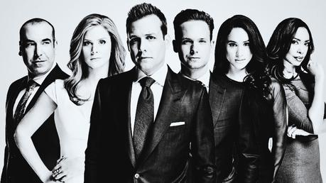 Season 6 (Part Deux) of Suits is here