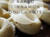 Recipe: Baked Cinnamon Doughnuts